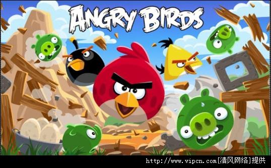 《愤怒的小鸟》Angry Birds 安卓版 v4.2.1