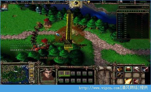 东汉全面战争魔兽对抗地图 V1.1 正式版