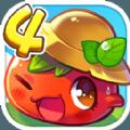 燃烧的蔬菜4新鲜战队内购修改版 v1.0.0