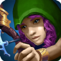 《勇闯地下城 Dungeon Quest》无限金币存档 v1.8.1.9 IPhone/Ipad版