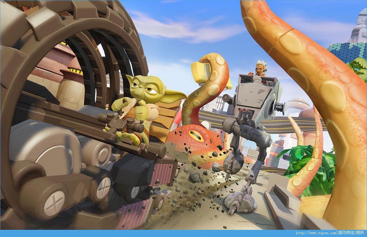 迪士尼无限玩具盒子3.0最新手游官网版 v1.2