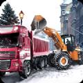 冬季铲车卡车模拟手机版