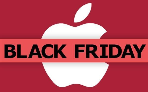 苹果黑色星期五活动揭晓:iPhone、iPad