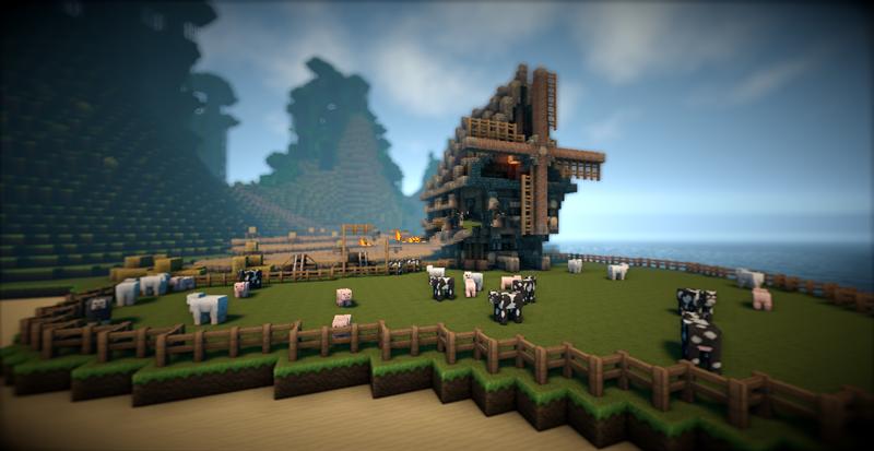 迷你世界游戏中有没有村庄 村庄种子代码是什么[图]