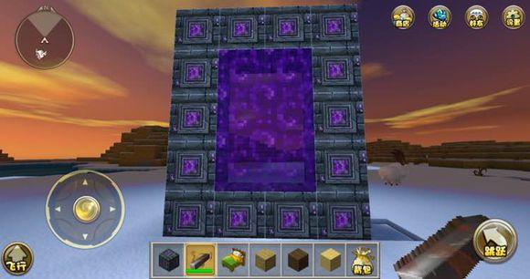 迷你世界游戏地狱门怎么制作 地狱门制作方法详解[多图]
