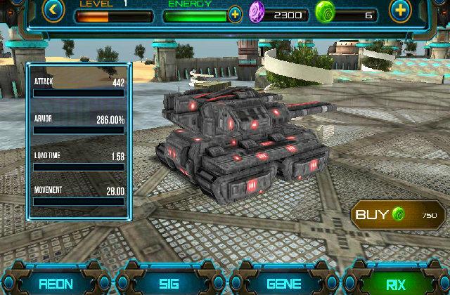 坦克未来部队2050评测:超炫酷的坦克大战,各种概念坦克带你飞![多图]
