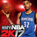 My NBA 2K17 iOS版