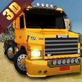 欧洲大卡车驾驶游戏手机版 v1.0