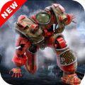 空中机器人科幻飞机战斗手机游戏安卓版 v1.0