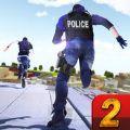 疯狂的城市警察追逐游戏安卓版 v1.0