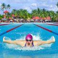 海滩游泳比赛苹果官方版 v1.0