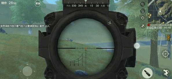 荒野行动4倍瞄准镜和8倍瞄准镜哪个好 瞄准镜选择对比详解[图]