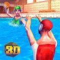 水球游泳运动3D苹果官方版 v1.0