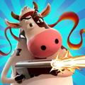 战斗奶牛无限金币破解版 v1.0