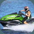水上摩托赛车水激流X无限金币破解版 v1.7.4