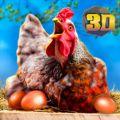 鸡鸟农场生存模拟游戏手机版 v1.0