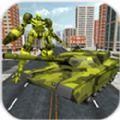 陆军坦克变形机器人游戏安卓版 v1.11