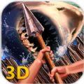 海上竹筏生存3D游戏