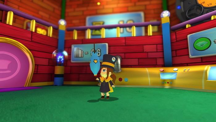 新游3D过关玩法《时光之帽》将于10月5日发售[多图]