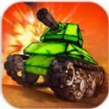 毁灭坦克大作战安卓游戏手机版(Crash of Tanks) v1.1.21