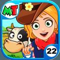 我的小镇农场游戏IOS手机版(My Town  Farm) v1.0