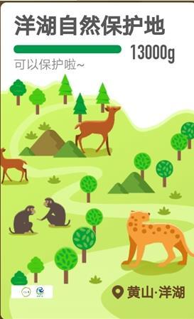 支付宝蚂蚁森林自然保护地怎么获得?蚂蚁森林自然保护地需要多少能量?[多图]