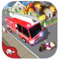 城市消防车救援内购破解版 v1.0