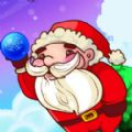 圣诞老人泡泡无限金币内购破解版 v1.0