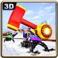赛车雪橇混乱游戏手机版 v1.0