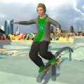 自由滑板3D安卓最新版 v1.10