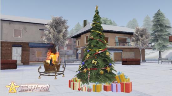 荒野行动圣诞雪战怎么玩?圣诞雪战玩法解析[多图]