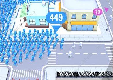 crowd city其他玩家是电脑还是真人?问题解析[多图]