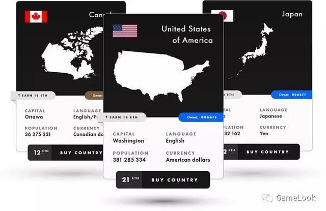 加密国家(Crypto Countries)游戏官网及玩法教程[多图]