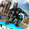 黑豹超级英雄城市之战游戏安卓版 v1.0