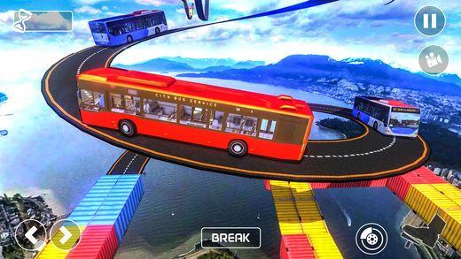 疯狂的特技公交车行驶辛驾驶体验怎么样好玩吗[图]