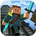 方块像素生存世界游戏