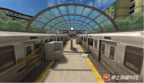 穿越火线枪战王者地铁站地图怎么玩?CF手游地铁站地图打法攻略[多图]