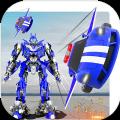 真实警察飞行汽车机器人转型游戏iOS官方版 v1.0.1