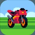 复古公路赛游戏官方手机版 v1.0.8