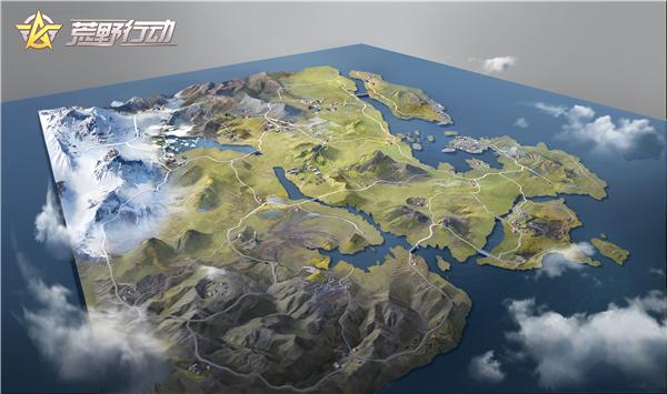 荒野行动4月新地图设计核心思路大揭秘:策划师解答[多图]