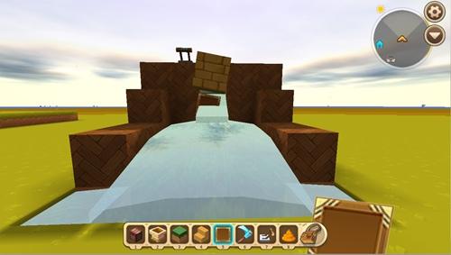 迷你世界水坝小麦收割机制作教程 水坝小麦收割机怎么做[多图]