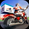 摩托骑手快递小哥安卓游戏手机版 v1.0