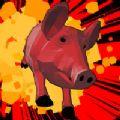 疯狂小猪模拟器游戏中文破解版(Crazy Pig Simulator) V1.0