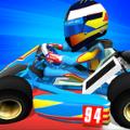 卡丁车之星游戏无限金币破解版(Kart Stars) v1.9