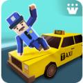 城镇疯狂赛车游戏无限金币破解版(cazy town) v1.0