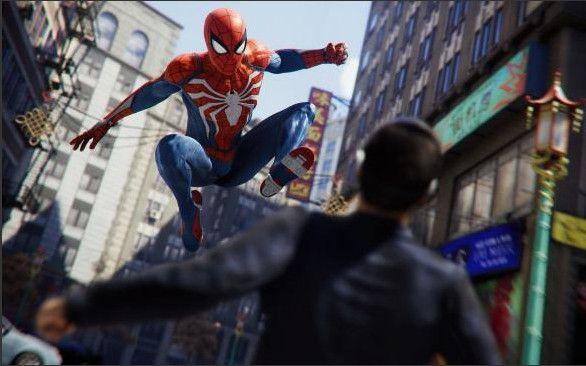 漫威蜘蛛侠手机版图5