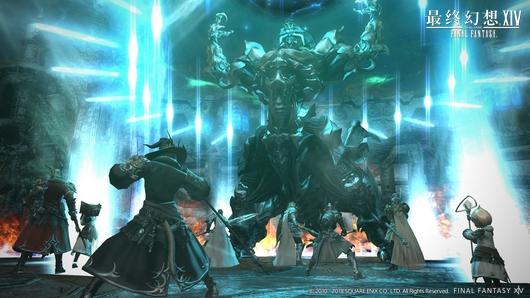 最终幻想14国服4.31版本更新挑战高难度副本究极神兵绝境战[多图]
