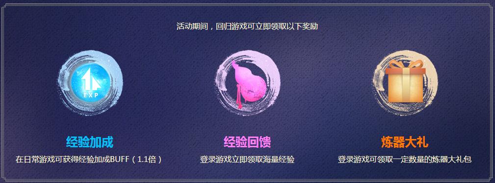 诛仙手游9月6日更新缘聚老区专享福利[多图]