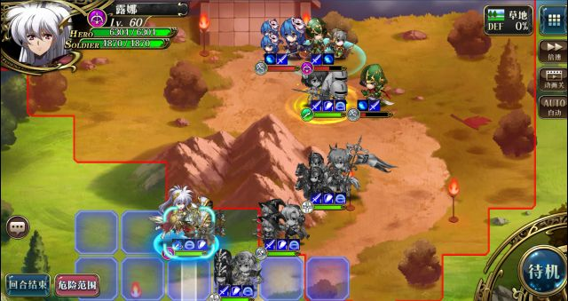 梦幻模拟战手游超时空3月11日sss1-sss5公主阵营攻略[多图]