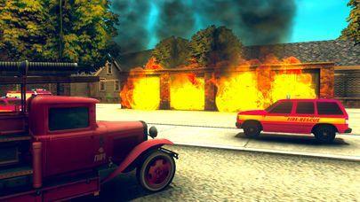 Fireman Simulator游戏图1